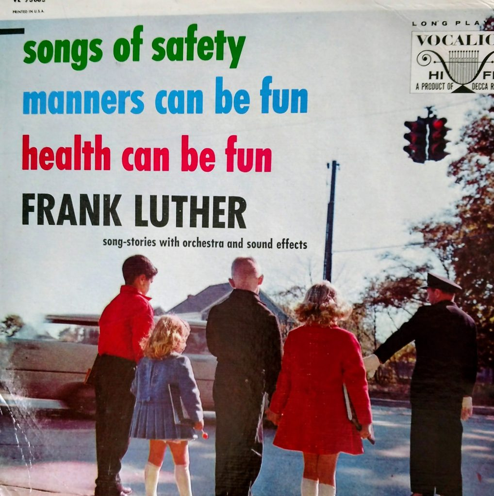 Frank Luther Songs of Safety